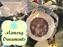 memory christmas ornaments using photographs 3 little greenwoods