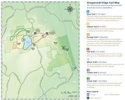 Hudson Valley New York Map by Shaupeneak Ridge Hike The Hudson Valley