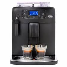 Coffee Grinder Espresso Machine Gaggia Velasca Super Automatic Espresso Machine