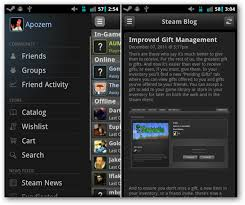 steam to android steam comes to android ios let s you chat buy follow