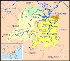 Guilin China Map by Xiang River Wikipedia