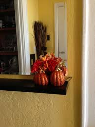 Fleur De Lis Home Decor And Accessories Diy Fall Mantel With Dollar Tree Items And Upcycled Pieces