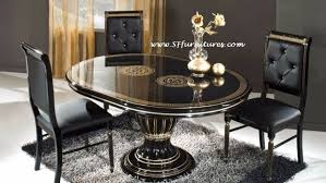 dining rooms cool versace dining set versace italian leather