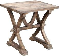 reclaimed wood end table reclaimed wood end table moutard co