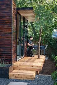 backyard studio kits image of modern backyard cabins the oxford