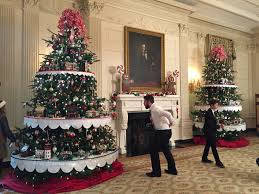 white house 2016 holiday decorations
