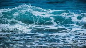 blue bubble waves wallpapers download 4608x2592 ocean waves water bubbles wallpapers