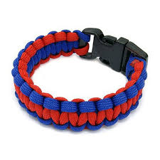 paracord bracelet style images New york giants paracord bracelet two different styles multiple jpg