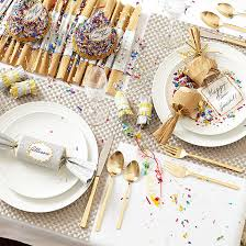 easy ideas for new year s tables