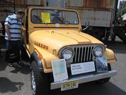 cj jeep yellow autumn gold
