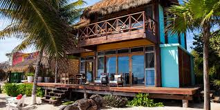 tulum beach house oceanfront beach house in turtle cove tulum