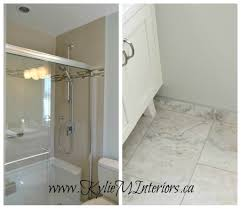 Paint Bathroom Tile by Fresh And Clean Bathroom Remodel U2013 From Green To Great