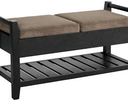 Small Bench With Storage Bench Upholstered Bedroom Storage Bench Beautiful Small Bench