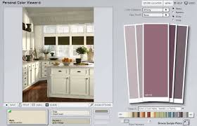 personal color viewer inspiration academy farby benjamin moore