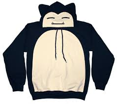 Snorlax Halloween Costume Omg Snorlax Inspired Pullover Hoodie Order