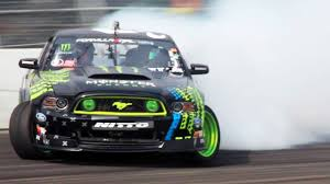 fastest ford the one with vaughn gittin jr u0026 the 2014 ford mustang world u0027s