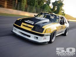 02 Black Mustang Gt M5lp 1102 04 Ford 1986 Mustang Gt Hatchback Left Side