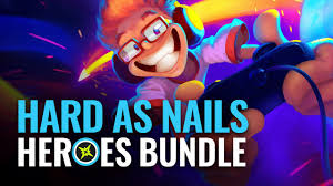 hard as nails heroes bundle