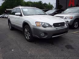 subaru outback sport 2005 used subaru outback 3 0r l l bean edition at woodbridge