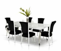 modern white dining room table versus mia white lacquer modern white dining table