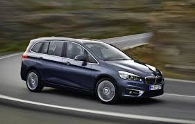 mpv car 7 seater bmw 2 series gran tourer revealed first premium 7 seat compact