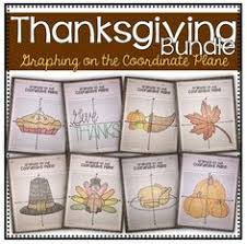 thanksgiving turkey coordinate graphing by hayley cain