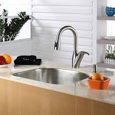Kitchen Undermount Sinks Kitchen Kitchen Sinks Undermount Stainless Steel With Brown