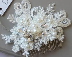 bridal hair combs bridal hair combs etsy