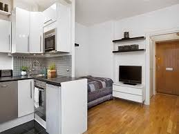 Minimalist Kitchen Design For Apartments Bloombety Tiny Kitchen Ideas For Modern Apartment With