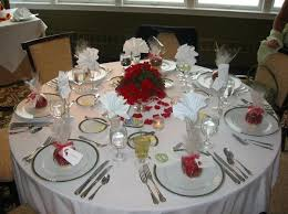 red and white table decorations for a wedding awesome red and silver wedding decorations contemporary styles