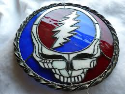 buy a hand made stained glass panel the grateful dead inspired