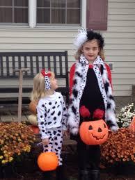 Cruella Vil Halloween Costume Sibling Costume Cruella Deville Pup Costumes