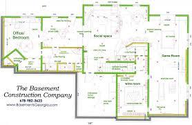 Basement Finishing Floor Plans - basement design layouts basement design layouts basement finishing