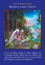 oracle card believe and trust doreen virtue official