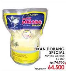 Minyak Goreng Gelasan promo harga ikan dorang minyak goreng terbaru minggu ini hemat id