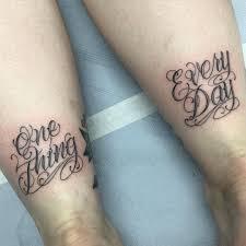 lettering tattoos best tattoo ideas gallery
