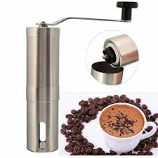 moulin cuisine free shipping stainless steel manual coffee bean grinder mill