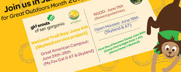 june is national great outdoors month u2013 scouts now gssgc blog