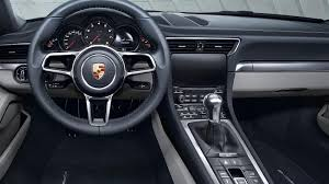 porsche 911 dashboard new porsche 911 offers ca