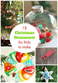 18 creative ornaments for to make crafty at home