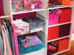 Organizing Baby Closet Interior Opened Baby Closet Organizers And Three Hanging Clothes