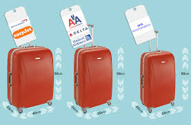 the hand luggage limit for plane cabins has just shrunk ffs