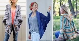 free crochet patterns for sweaters free beginner crochet sweater pattern tutorial flowy cardigan