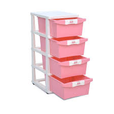 home by nilkamal chest of drawers pink amazon in home u0026 kitchen