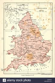 Map England by Victorian Map England Stock Photos U0026 Victorian Map England Stock