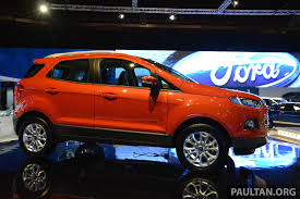 ford ecosport 1 5 titanium previewed at klims13