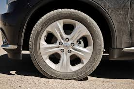 dodge durango tire size 2014 dodge durango limited awd test motor trend