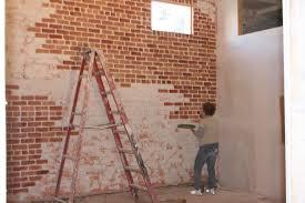 Interior Walls Ideas Beautiful Faux Brick Interior Walls Photos Amazing Interior Home