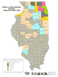 Illinois Map Of Cities by Illinois Counties Map Area County Map Regional City