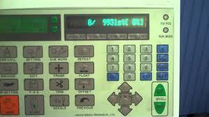 swf 1201 control panel youtube